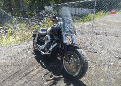 2008 Harley-davidson FXDF - 1HD1GY4488K341141 Left View