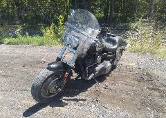 2008 Harley-davidson FXDF - 1HD1GY4488K341141 Right View