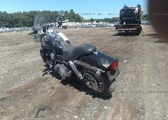 2008 Harley-davidson FXDF - 1HD1GY4488K341141 [Angle] View