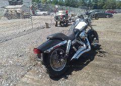 2008 Harley-davidson FXDF - 1HD1GY4488K341141 rear view