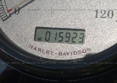 2008 Harley-davidson FXDF - 1HD1GY4488K341141 inside view