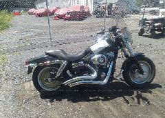 2008 Harley-davidson FXDF - 1HD1GY4488K341141 front view