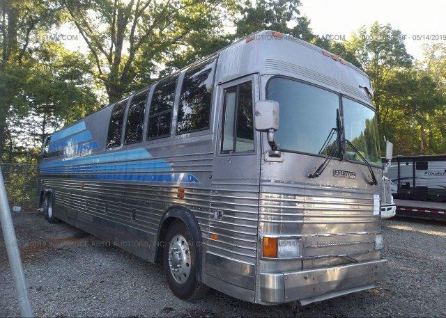 2P9H33497R1001092, Bill Of Sale Prevost Bus at NASHVILLE, TN