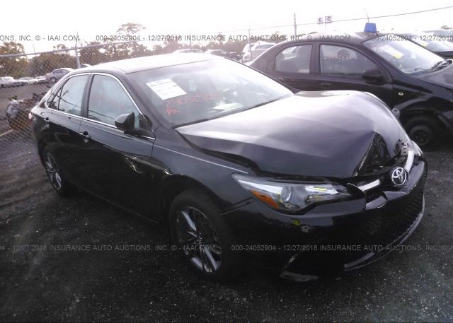 Inventory #806028337 2017 Toyota CAMRY