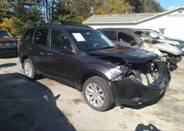 Inventory #813313051 2011 Subaru FORESTER