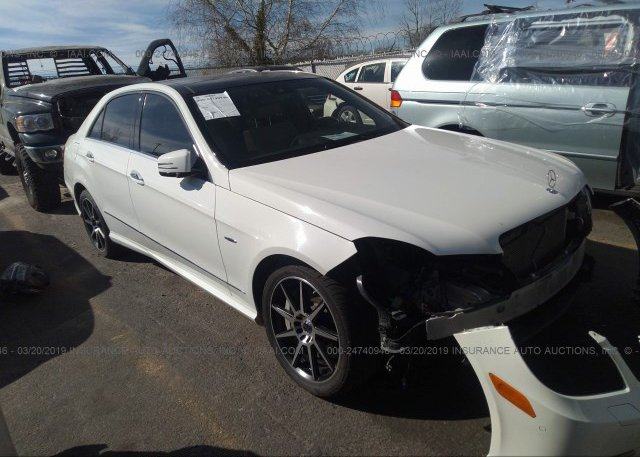 Inventory #148878640 2012 Mercedes-benz E