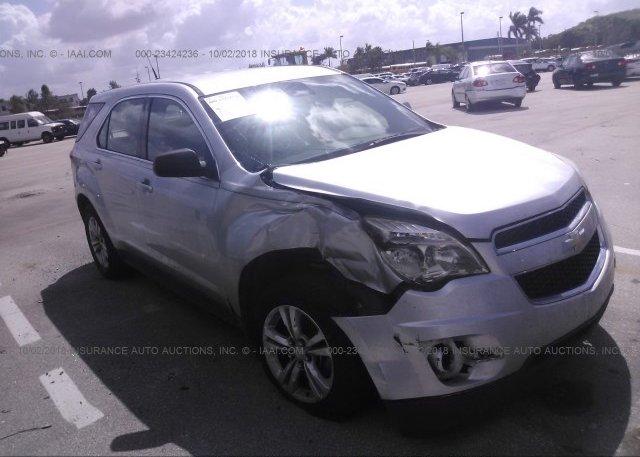Inventory #668229199 2013 Chevrolet EQUINOX