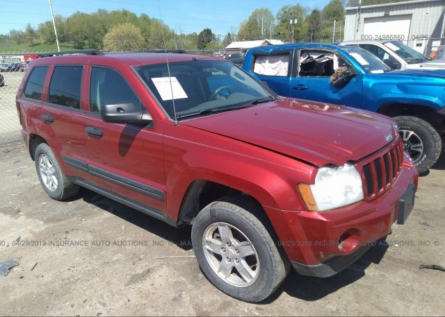 Inventory #201815648 2006 JEEP GRAND CHEROKEE