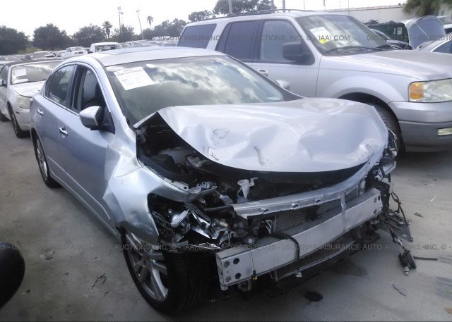 Inventory #505437692 2015 Nissan ALTIMA