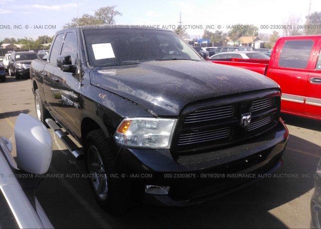 Inventory #859191031 2012 Dodge RAM 1500