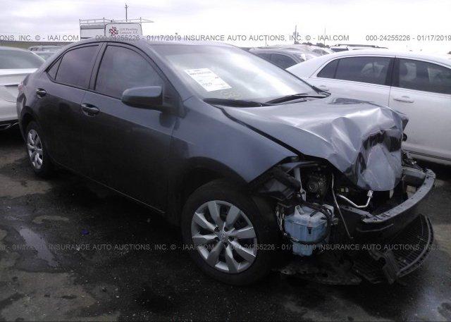 Inventory #418736379 2016 Toyota COROLLA
