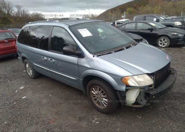 Inventory #326526876 2003 Chrysler TOWN & COUNTRY