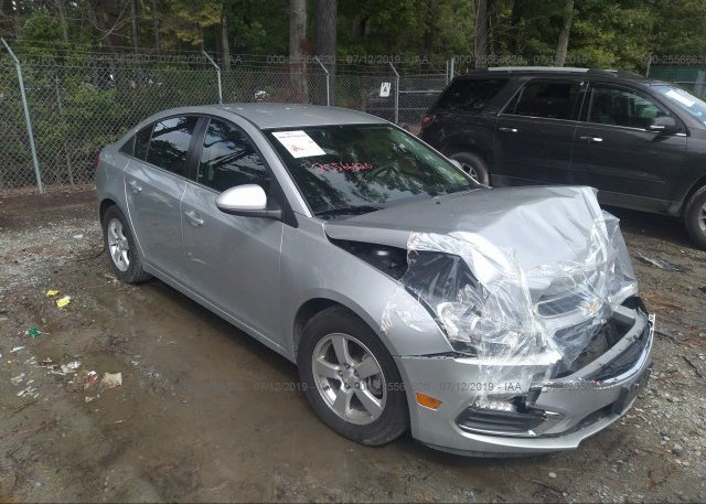 Inventory #187117388 2016 Chevrolet CRUZE LIMITED