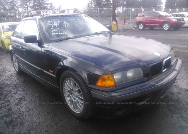 Inventory #401513407 1998 BMW 323