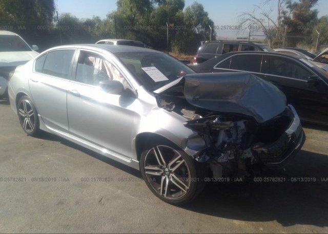 Inventory #368274064 2017 Honda ACCORD
