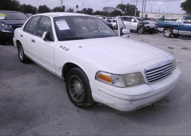 Inventory #353652251 1999 FORD CROWN VICTORIA
