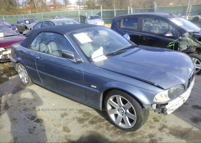 Inventory #947891857 2003 BMW 325