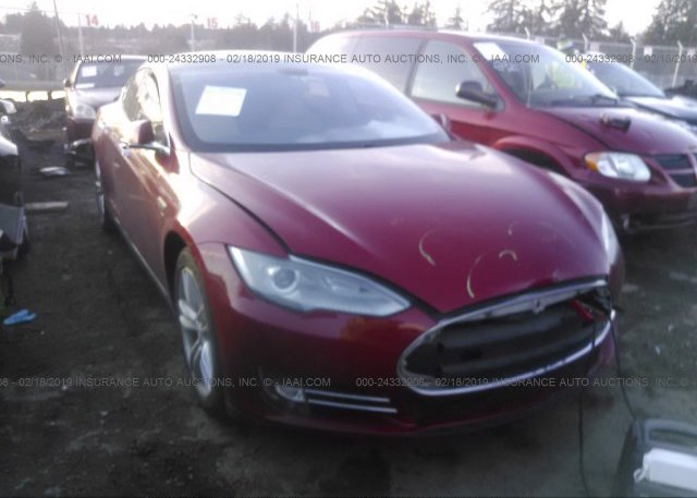 Inventory #201106908 2013 Tesla MODEL S