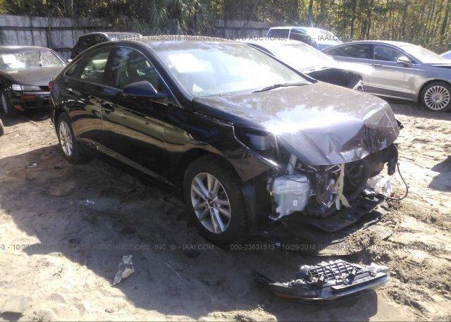 Inventory #283060621 2015 Hyundai SONATA
