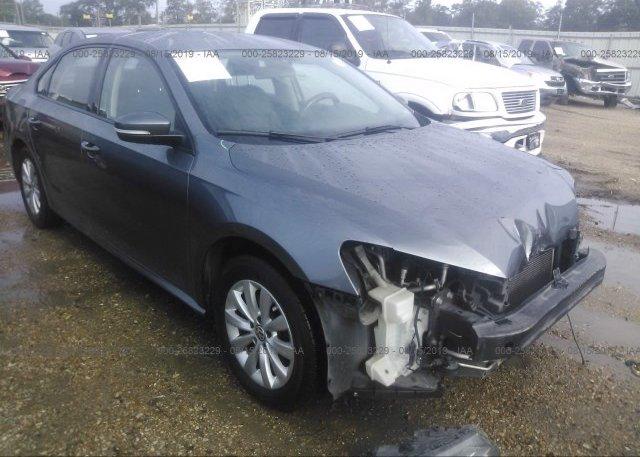 Inventory #783980783 2015 Volkswagen PASSAT
