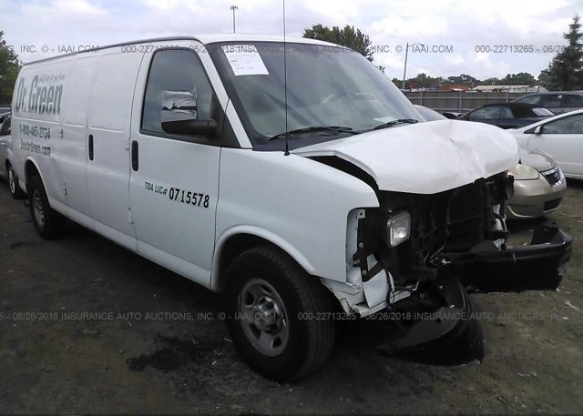 Inventory #404058445 2014 Chevrolet EXPRESS G2500
