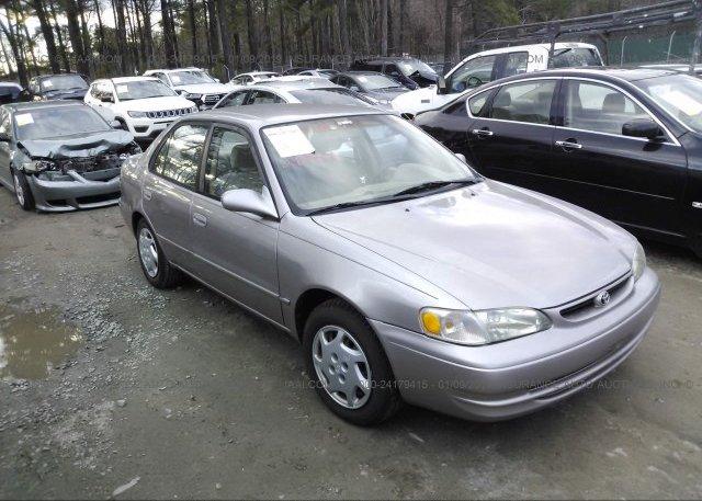 Inventory #607007181 1999 Toyota COROLLA