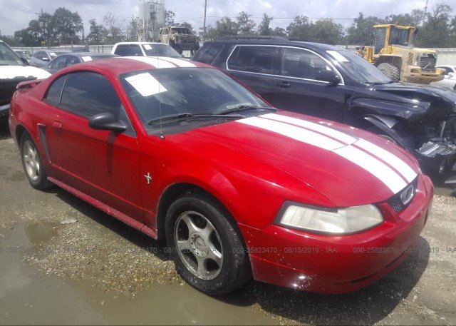 Inventory #652579443 2003 FORD MUSTANG
