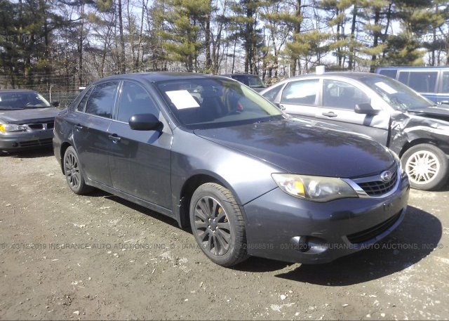 Inventory #522046584 2008 Subaru IMPREZA