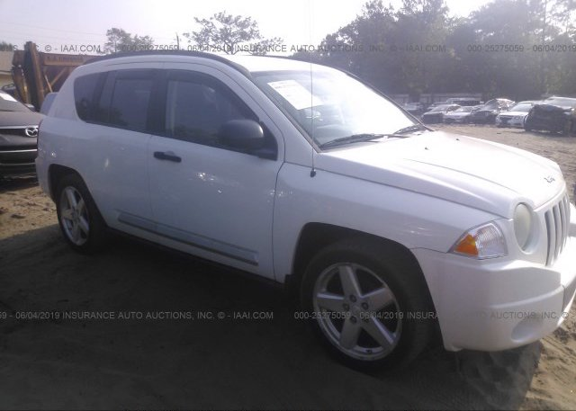 Inventory #139262606 2007 JEEP COMPASS