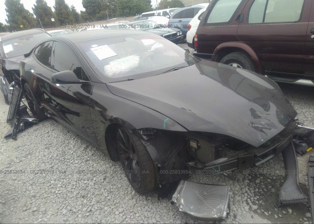 Inventory #630242442 2018 Tesla MODEL S