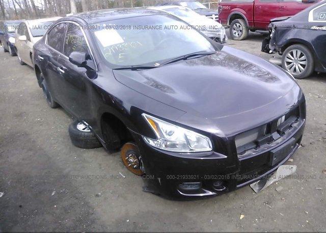 Inventory #307066001 2014 Nissan MAXIMA