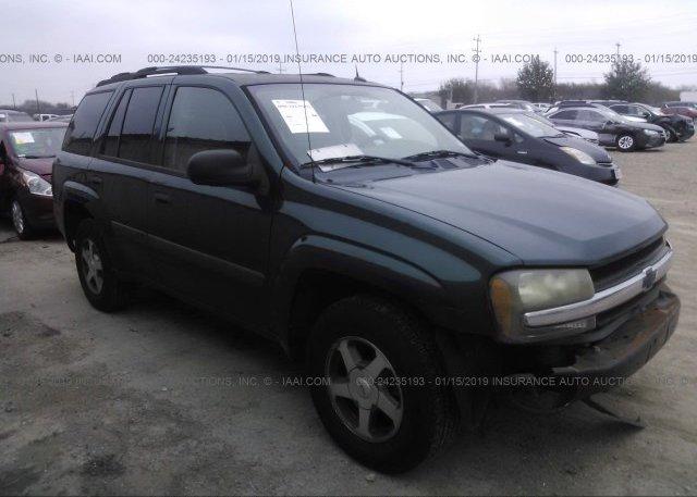 Inventory #950817021 2005 Chevrolet TRAILBLAZER