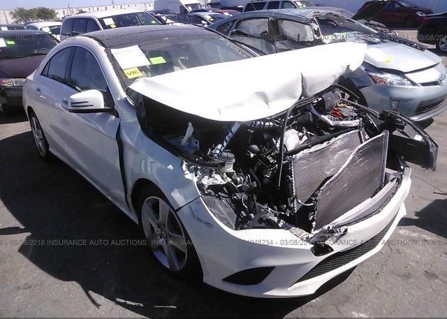 Inventory #262616570 2015 Mercedes-benz CLA
