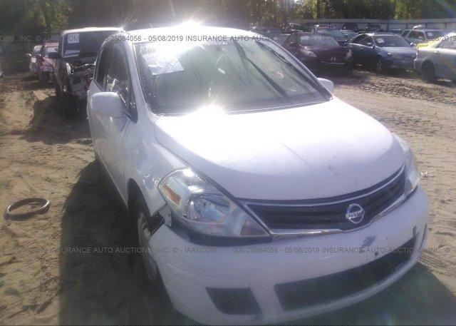 Inventory #518501662 2012 Nissan VERSA