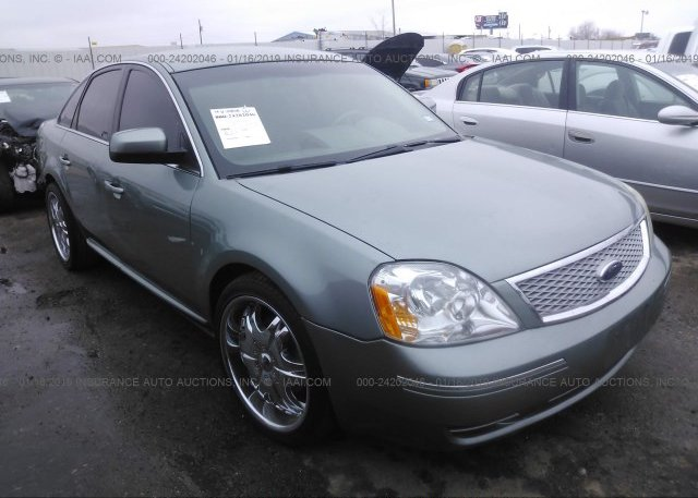 Inventory #967407315 2007 FORD FIVE HUNDRED