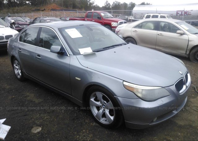 Inventory #638020763 2005 BMW 530