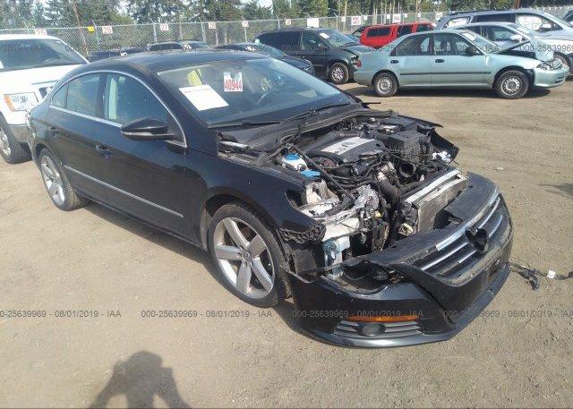 Inventory #604459333 2012 Volkswagen CC
