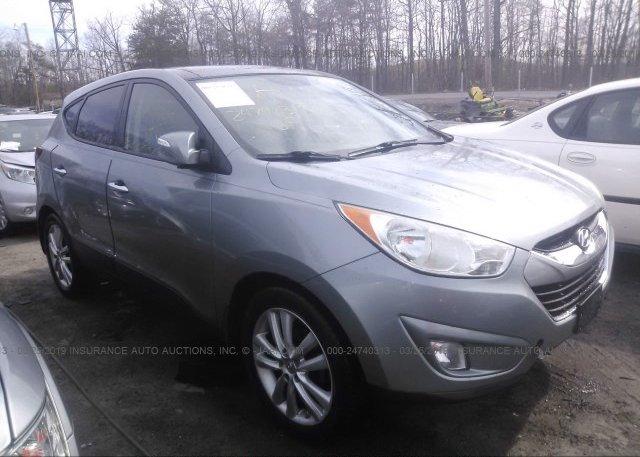 Inventory #215889949 2011 Hyundai TUCSON