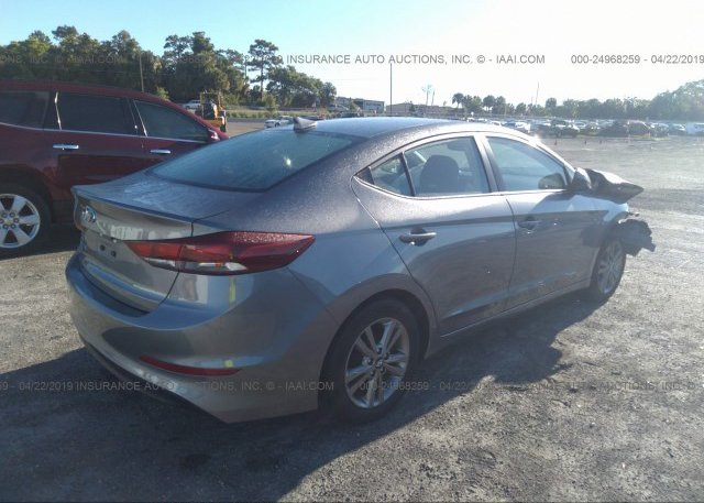 2017 Hyundai ELANTRA - KMHD84LF5HU327883