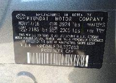 2017 Hyundai ELANTRA - KMHD84LF5HU327883 engine view