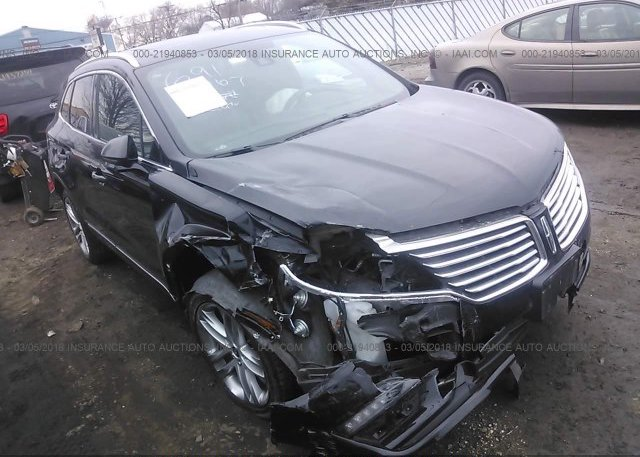 Inventory #813254412 2015 Lincoln MKC