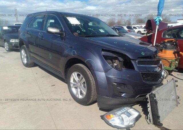 Inventory #718650149 2014 Chevrolet EQUINOX