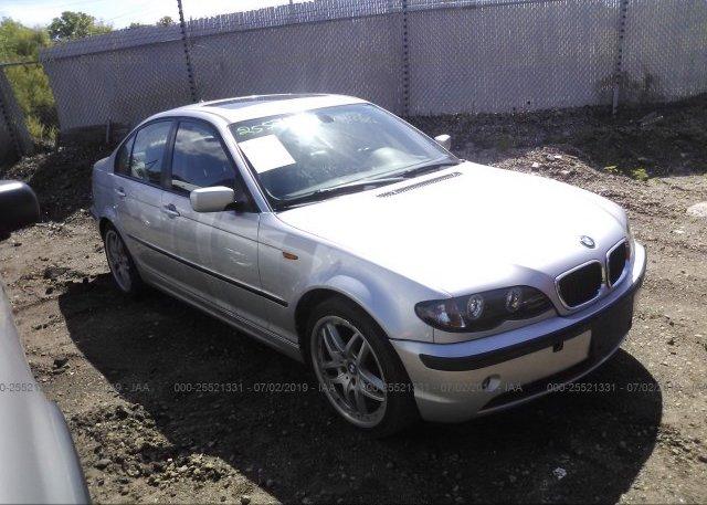 Inventory #907233243 2005 BMW 325