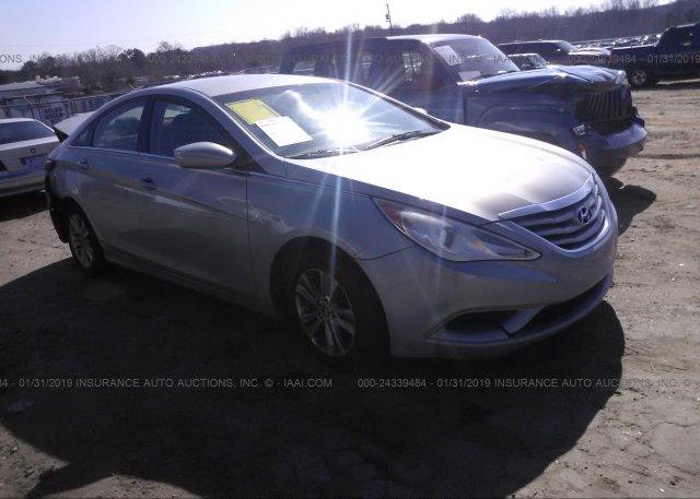 Inventory #868024520 2012 Hyundai SONATA