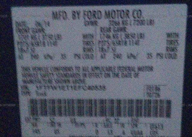 1FTFW1ET1EFC40535 2014 FORD F-150