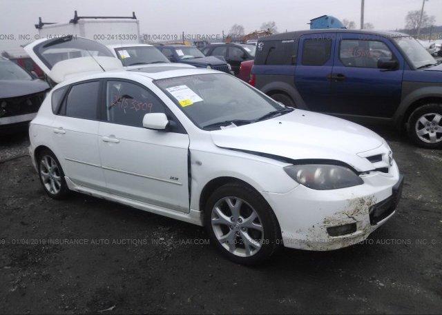 Inventory #838852171 2007 Mazda 3