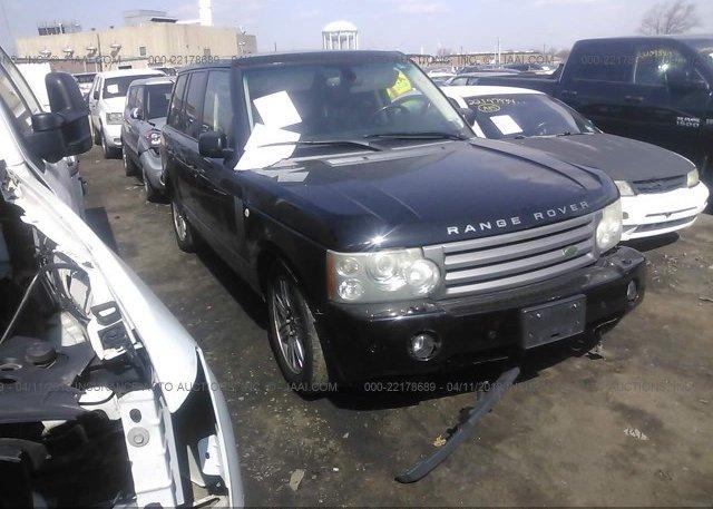 Inventory #170778704 2008 Land Rover RANGE ROVER