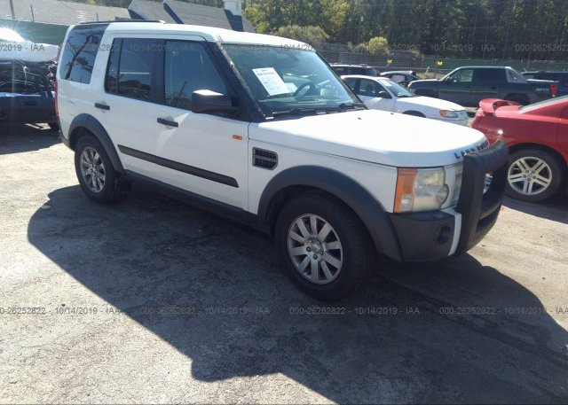 Inventory #131699040 2006 Land Rover LR3