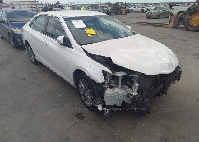 Inventory #182315298 2016 Toyota CAMRY