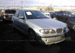 2004 BMW 325 - WBAET37404NJ81467 Left View